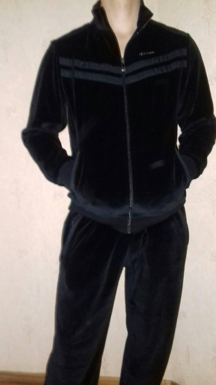 857e388e4f4e Спортивный костюм мужской велюровый хлопок фирма Billcee: продажа ...