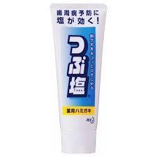 """Зубна паста з природного сіллю для профілактики захворювання ясен КАО """"Tsubushio"""" 180 г (026743)"""