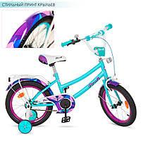 Детский двухколесный велосипед Profi Geometry L18164, 18 дюймов