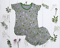 Пижама для девочек на лето  р.36