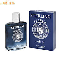Туалетная вода  Positive Parfum STERLING STABILE 100мл