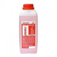 Жидкость для снятия гель-лака, биогеля Mileo (1 л)