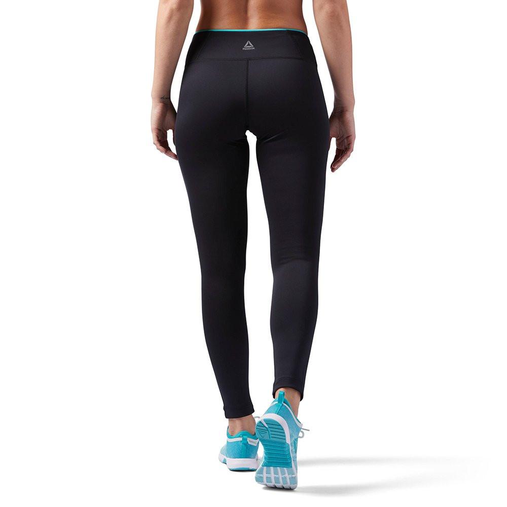 Оригинальные Штаны Reebok Workout Ready Leggings Black CE1238