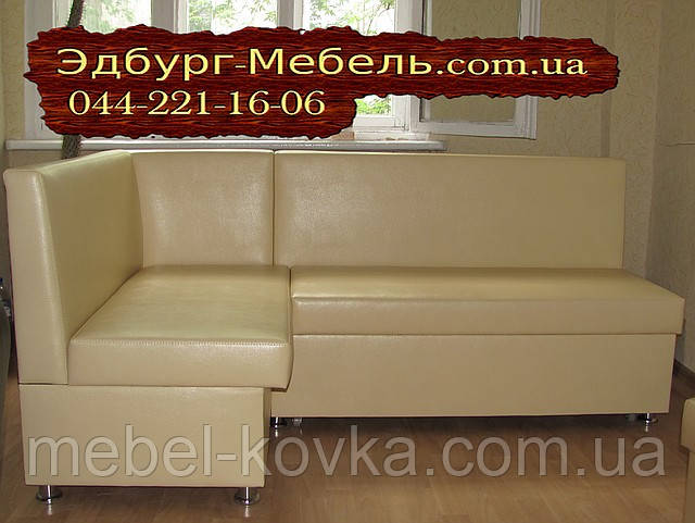 """""""Білий принц"""" кухонний куточок зі спальним місцем 1200Х1900мм"""