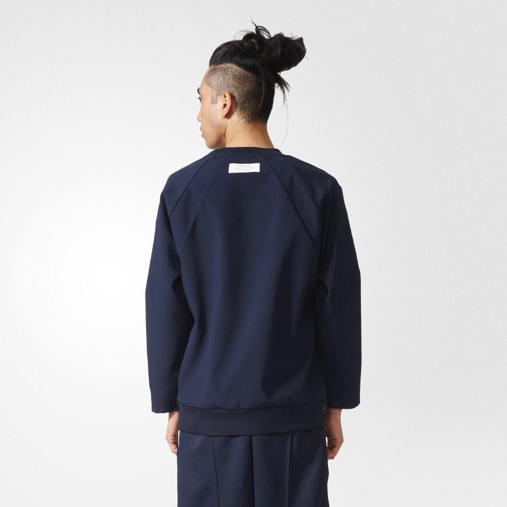 Оригинальная Кофта  Adidas Crew Sweatshirt  BK2211