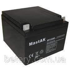 Аккумулятор MastAK MA12-33 (12v 33Ah)