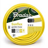 """Шланг поливочный Sunflex 5/8"""" (16 мм.) 20 м, 30 м, 50 м ТМ Bradas Польша"""