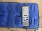 Вибропояс Pangao PG-2001- пояс массажер для похудения, фото 5