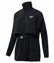 Оригинальная Куртка Reebok W Crinkle Woven Windbreaker  CF3939