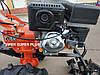 Мотоблок ZUBR Z-16 (Зубр Z16)  9 л.с. бензиновый Воздушное Охлаждение, фото 7