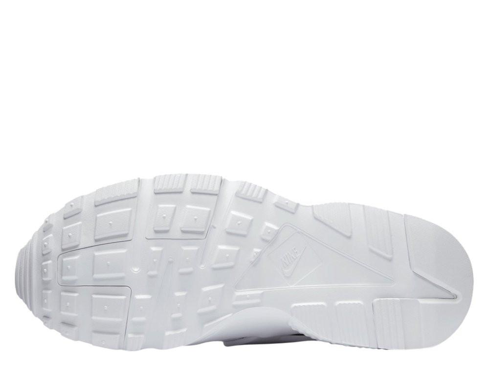 "Оригинальные Кроссовки Nike Huarache Run  ""White""  654275-110"