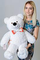 Мягкий плюшевый Медведь белый 85 см