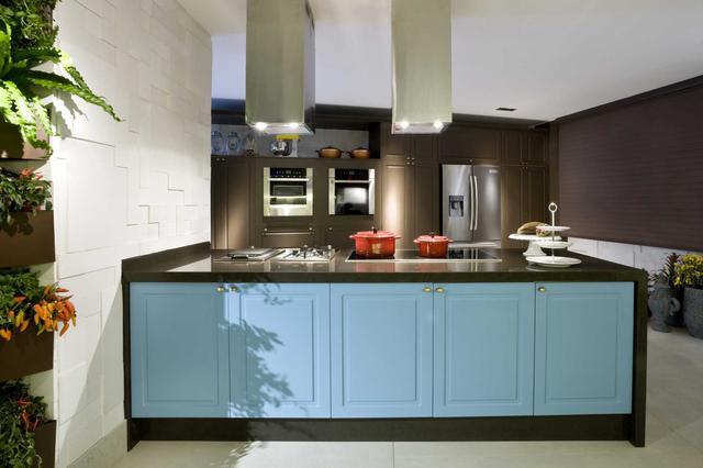 Кухонная Cтолешница искусственный кварцевый камень Silestone Calypso - Photo