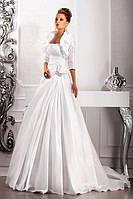 """Прокат 1500 грн. Свадебное платье со шлейфом """"Устоять невозможно"""""""