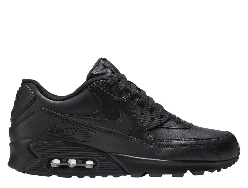 Мужские кроссовки  Nike Air Max 90 Leather  302519-001