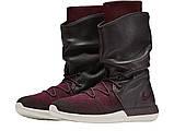 """Женские кроссовки  Nike Wmns Roshe Two Hi Flyknit """"Deep Burgundy""""  861708-600, фото 3"""