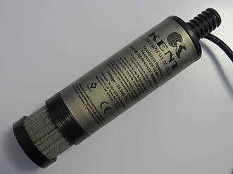 Топливоперекачивающий автомобільний насос Kent 24В з фільтром 40мм