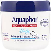 """Заживляющая мазь от опрелостей Aquaphor, Baby """"Healing Ointment"""" для сухой и раздраженной кожи (396 г)"""