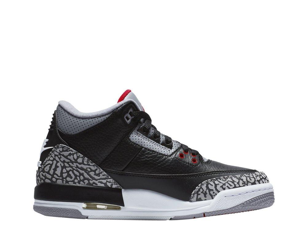 Женские кроссовки  Air Jordan 3 Retro OG  854261-001