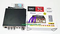 Усилитель звука UKC SN-606BT USB+SD+Bluetooth, фото 5
