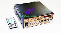 Усилитель звука UKC SN-606BT USB+SD+Bluetooth, фото 2