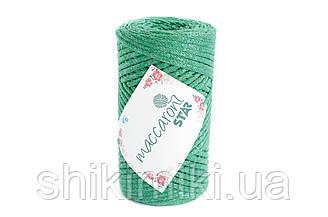 Трикотажные шнуры Maccaroni Star, цвет Травяной