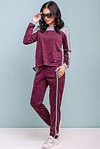 Жіночий спортивний двоколірний костюм (3188-3182-3187-3186 svt), фото 2