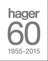 В 2015 году коммпании Hager исполняется 60 лет!