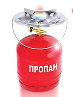 Газовый комплект турист 5л