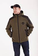 Куртка мужская весенняя   от производителя 48-58 Хаки