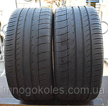 Летние шины б/у 265/35 R19 Michelin Pilot Sport, пара