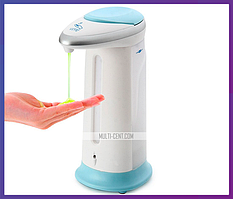 Сенсорный дозатор мыла мыльница Soap Magic
