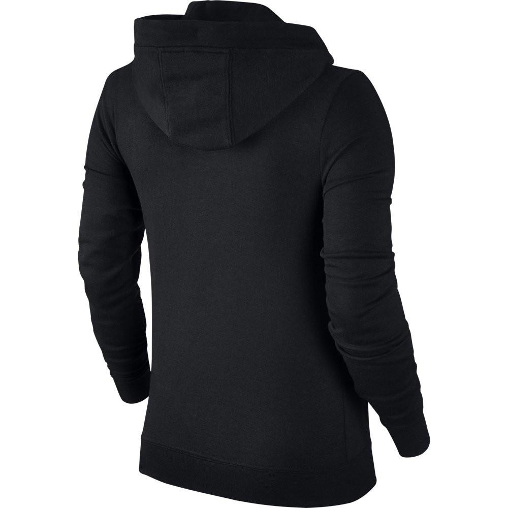 Оригінальна Кофта Nike W Nsw Hoodie FZ FLC Black 853930-010