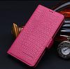 """Samsung S6 EDGE G925 GALAXY оригинальный чехол книжка НАТУРАЛЬНАЯ ТЕЛЯЧЬЯ КОЖА премиум """"HM WOMY"""", фото 3"""