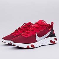 b09bda44 Мужские кроссовки Nike React Element 55 BQ6166-601: продажа, цена в ...