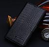 """Samsung S6 EDGE G925 GALAXY оригинальный чехол книжка НАТУРАЛЬНАЯ ТЕЛЯЧЬЯ КОЖА премиум """"HM WOMY"""", фото 5"""