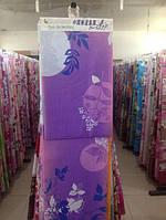 Ткань для постельного белья и пошива одеял  (Голубой куст)