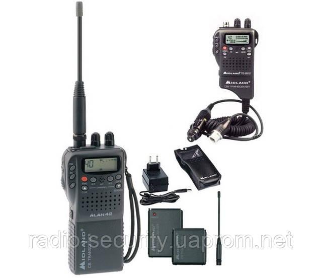 Радиостанция портативная Alan 42 multi