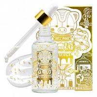 Увлажняющая эссенция с золотом Elizavecca Milky Piggy Hell-Pore Gold Essence