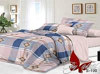 Двуспальный комплект постельного с компаньоном S190