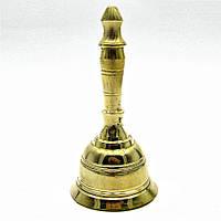 Колокольчик бронзовый алтарный