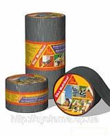 Sika® MultiSeal - Самоклейкая  битумная, герметизирующая лента 10 м х 100 мм,  аллюминиевая