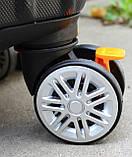 Чемодан на 4 колесах JRC средний, фото 7