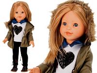 Испанская кукла Endisa ALESSIA, 45 см