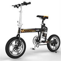 ✅ Электровелосипед AIRWHEEL R5T 214.6WH (черный)