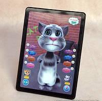 Планшет 3D Кот Том или новогодний кот том(интерактивный, на русском языке)