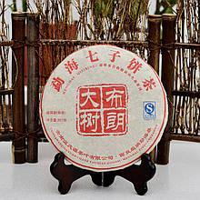 Чай Шу Пуэр 357 г