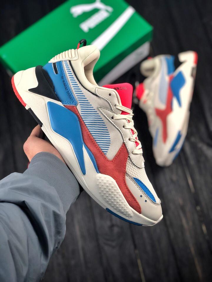 Мужские кроссовки Puma RS-X Reinvention, мужские кроссовки Puma, пума рс х