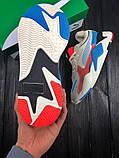 Мужские кроссовки Puma RS-X Reinvention, мужские кроссовки Puma, пума рс х, фото 2