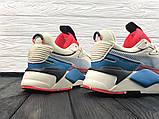Мужские кроссовки Puma RS-X Reinvention, мужские кроссовки Puma, пума рс х, фото 3